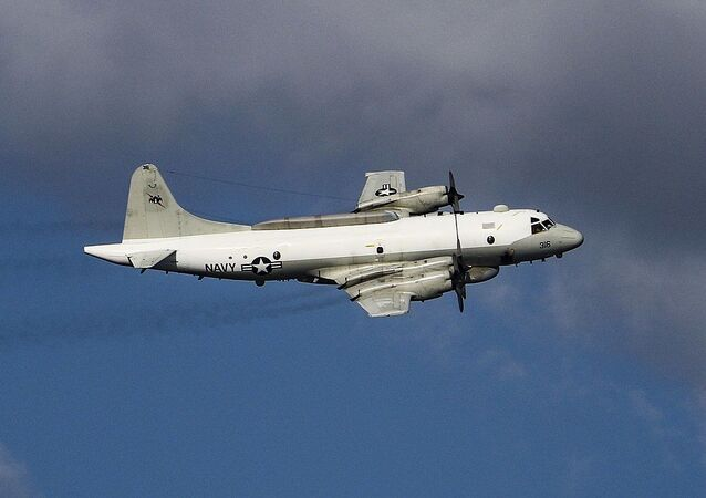 U.S. Navy Lockheed EP-3E