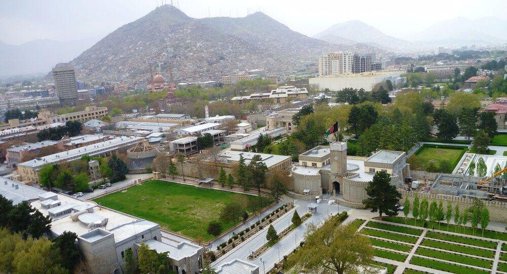 Presidential Palace - Kabul
