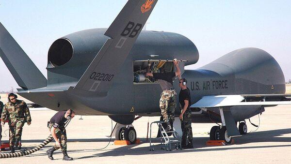 RQ-4 Global Hawk - Sputnik International