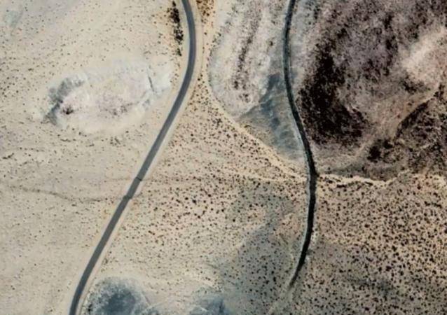Satellite Images Show California Quake Shattering Desert Floor
