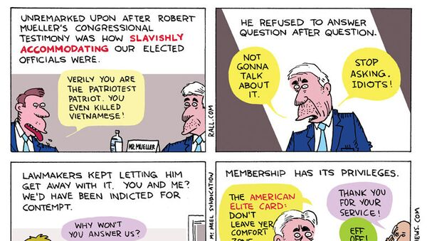 Mum's the Mueller  - Sputnik International