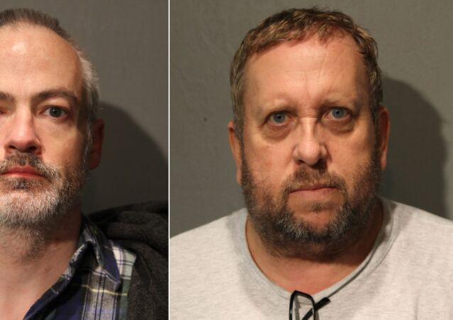 Wyndham Lathem (left) and Andrew Warren, who killed a man in Chicago in July 2017