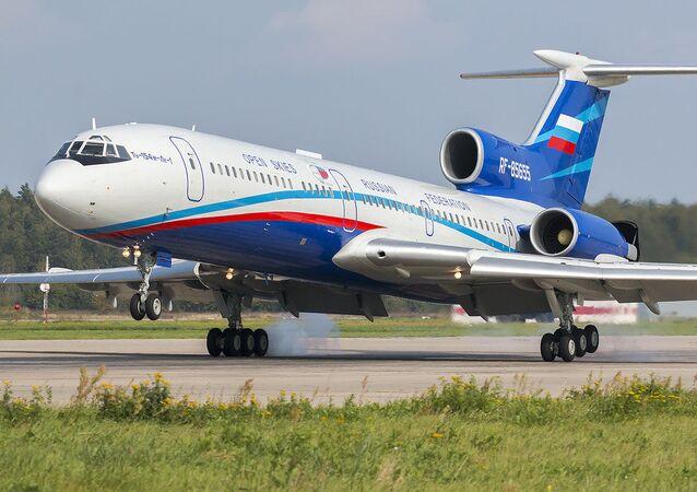 Tupolev Tu-154M-Lk-1