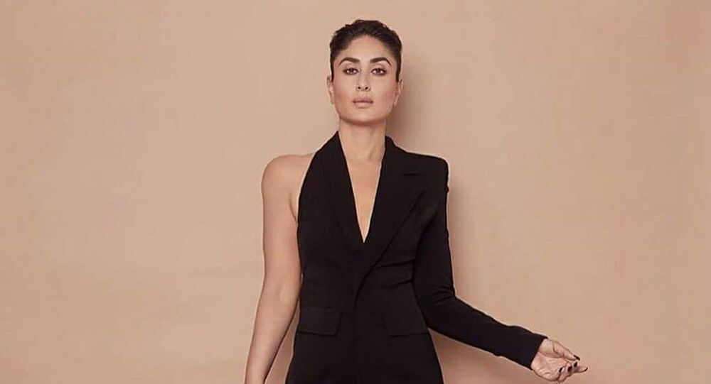 Indian superstar Kareena Kapoor Khan is no stranger to wowing her fans with her glamorous style. However, this time her outfit has left many of her fans, especially the Twitterati, chuckling.