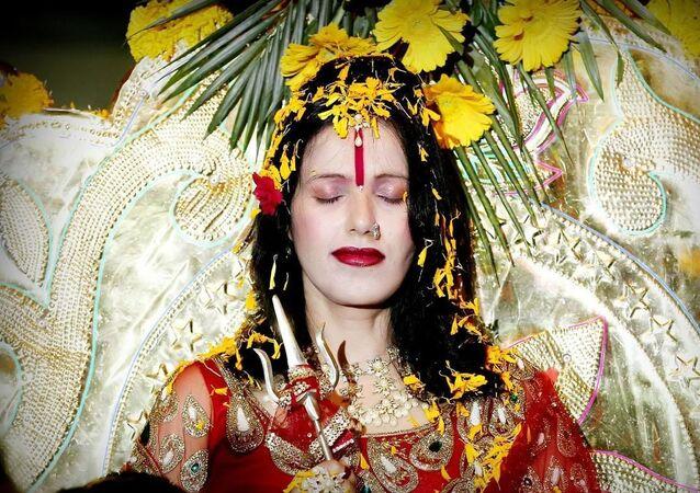 Godwoman Radhe Maa