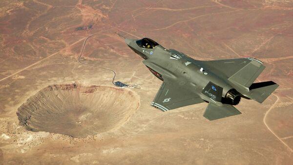 F-35 Lightning II Joint Strike Fighter - Sputnik International