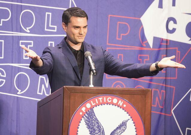 Ben Shapiro attends POLITICON 2017