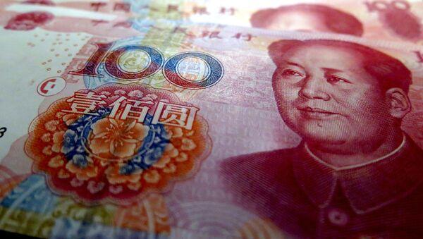 Chinese 100 Yuan - Sputnik International