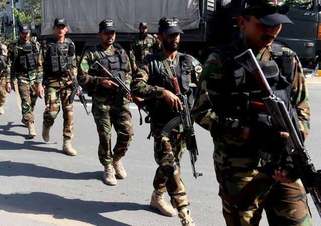 Pakistani soldiers (File)