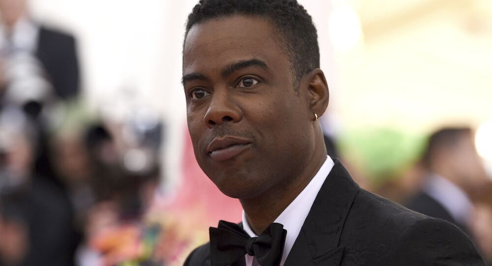 Chris Rock attends The Metropolitan Museum of Art's Costume Institute benefit gala celebrating the opening of the Camp: Notes on Fashion exhibition on Monday, May 6, 2019, in New York
