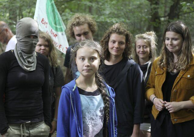 APTOPIX Germany Climate Politics