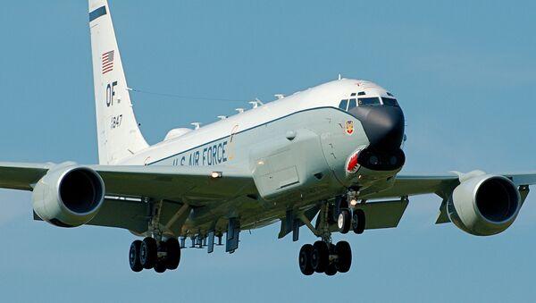 RC-135U - RAF Mildenhall - Sputnik International