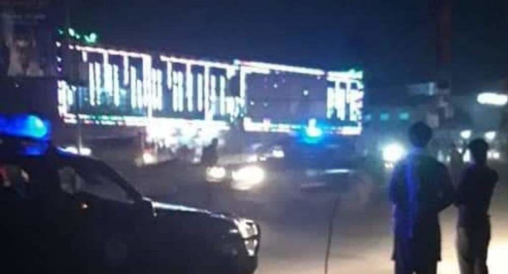 Explosion rocks Kabul's hotel on Saturday, 17 August, 2019