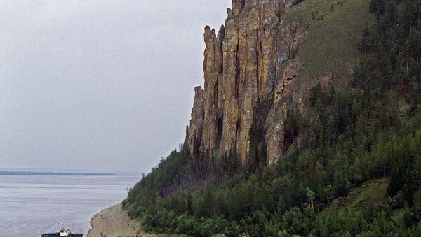 The Leninskiye Stolby national park, Yakutia - Sputnik International