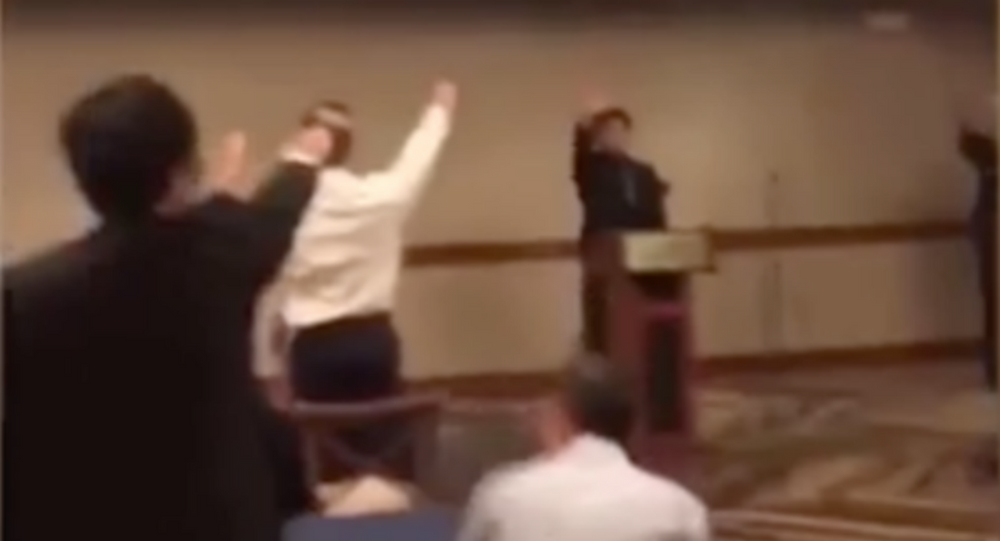 US High School Students Sing Nazi Song While Giving Hitler Salute