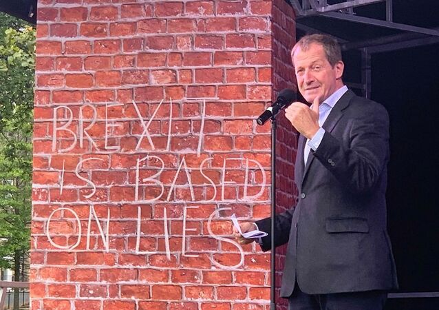 Alastair Campbell People's Vote Edinburgh