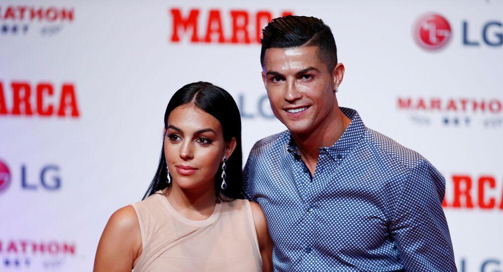 Cristiano Ronaldo S Girlfriend Georgina Rodriguez Shares Intimate Details Of Life With Football Icon Sputnik International