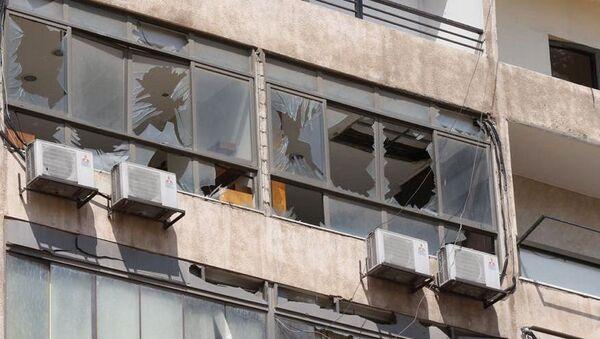 Broken windows - Sputnik International