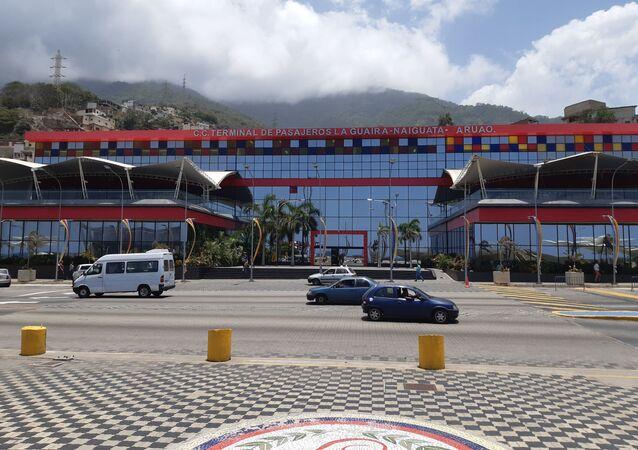 Bus Terminal La Guaira — Naiguatá — Caruao