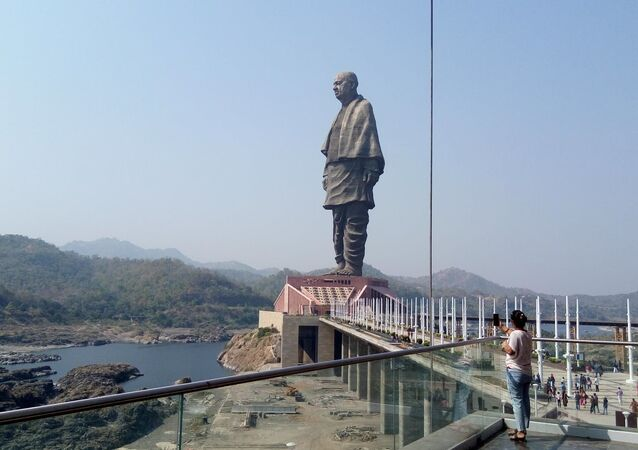 india's Statue of Unity