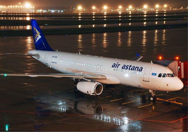 Air Astana Airbus A320-200