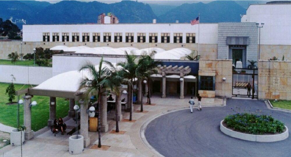 U.S. Embassy in Bogota