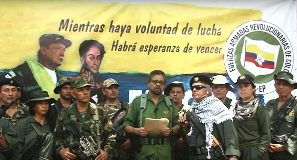FARC dissidents announce new offensive