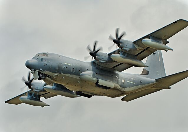 MC-130J Commando II - RIAT 2016