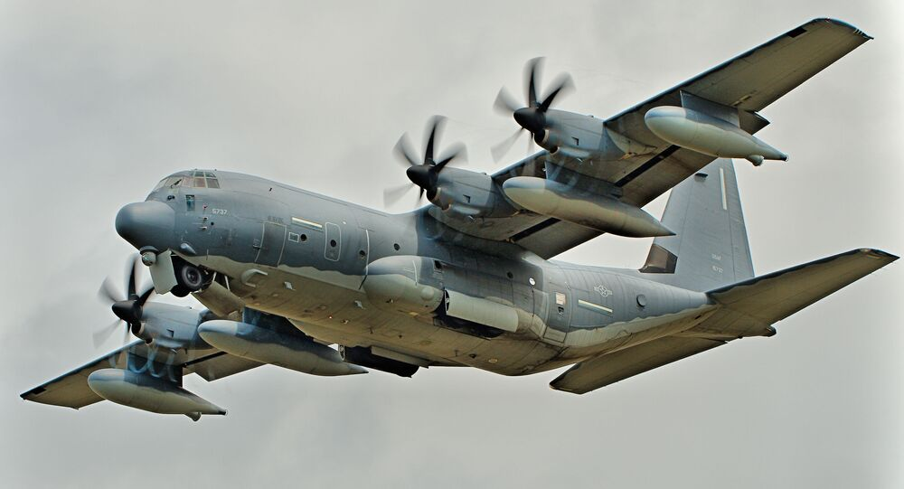 MC-130J Commando II - RIAT 2016