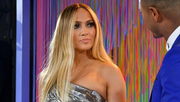 NEW YORK, NY - AUGUST 20: Jennifer Lopez attends the 2018 MTV Video Music Awards at Radio City Music Hall on August 20, 2018 in New York City.   - Sputnik International