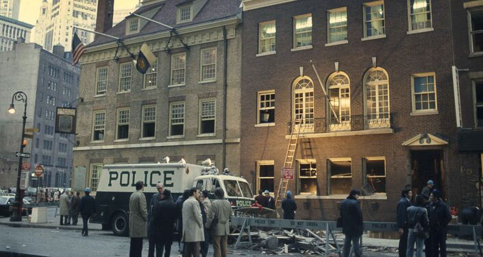Four people were killed and 53 injured when an FALN bomb exploded at the Fraunces Tavern in Manhattan in January 1975.