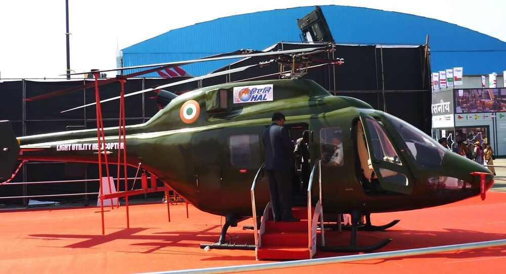 HAL Light Utility Helicopter