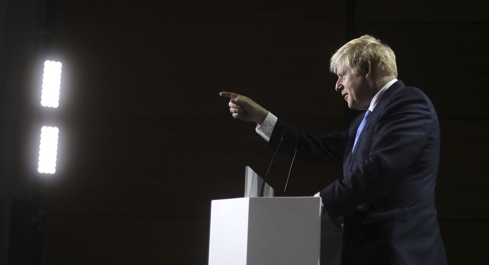 Boris Johnson spends second night in ICU for coronavirus