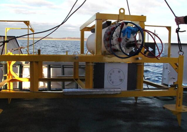 The power unit - part of the missing monitoring station
