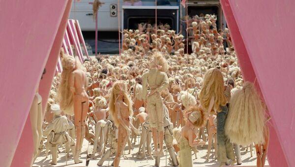 Barbie Death Camp - Sputnik International