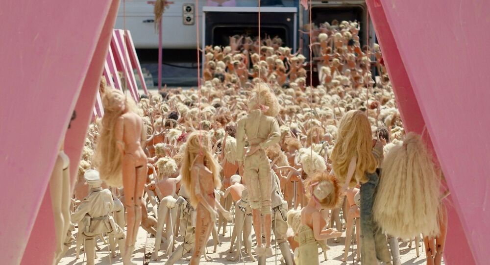 Barbie Death Camp