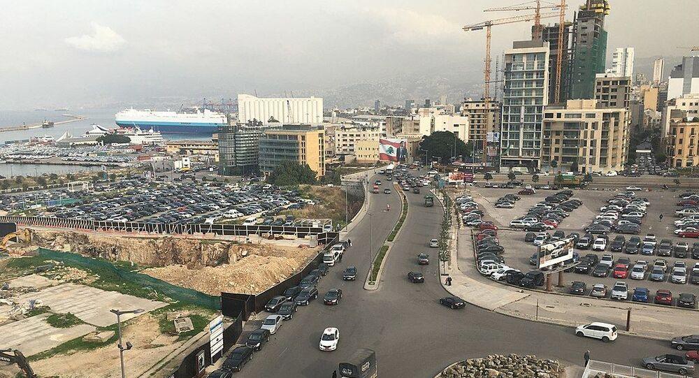 Beirut view
