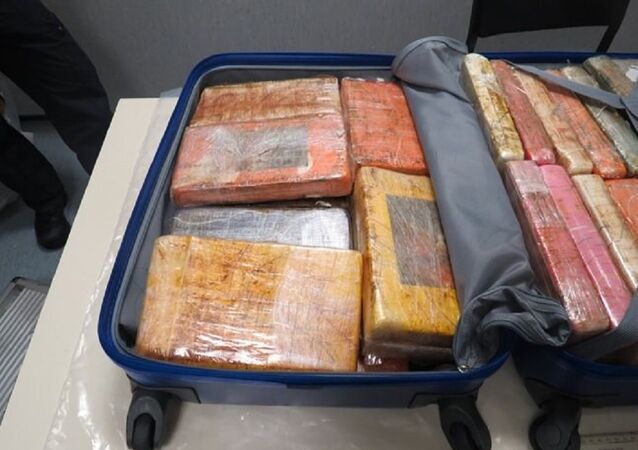 cocaine seizure Heathrow, NCA