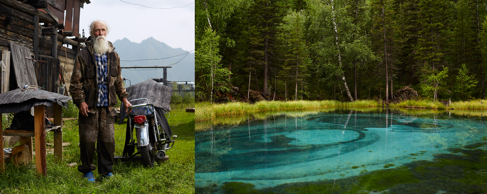 The Uimon Valley – one of the Altai's most beautiful places – has long been inhabited by Russian Old Believers.