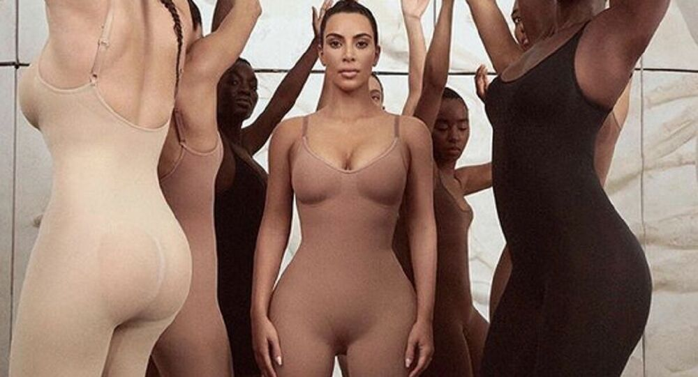 Kim Kardashian's new shapewear line SKIMS made $2 million in the first few minutes of the site going live, with almost every single product selling out.