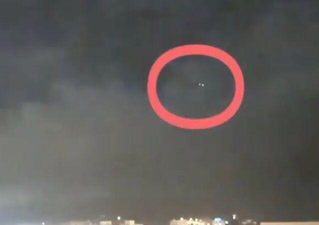 NASA Probes Purported UFO Flyover in Spain's Alicante