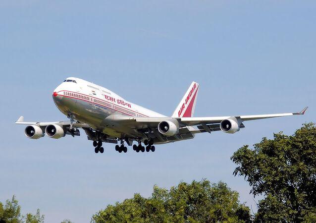 Air India Boeing 747-400 (VT-ESN)