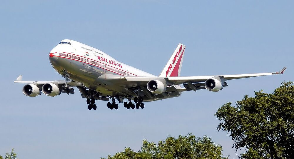 Air India Boeing 747-400 (VT-ESN)