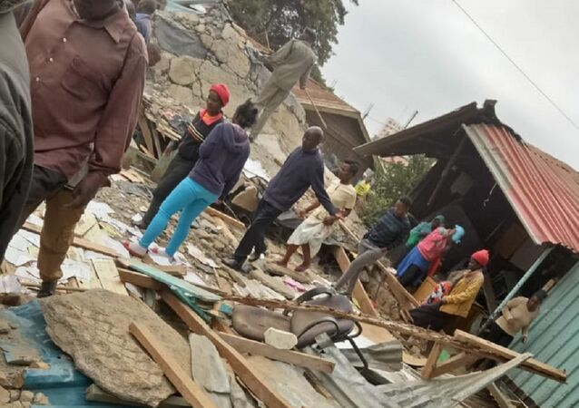Seven pupils dead, several injured after a classroom collapsed at Previous Talent Academy in Dagoretti