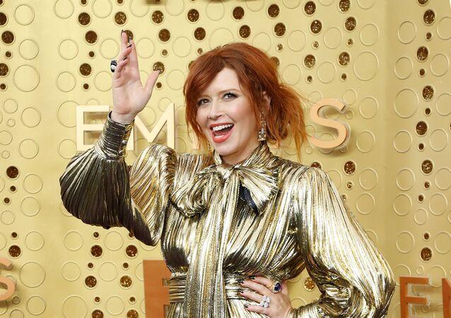 71st Primetime Emmy Awards - Arrivals – Los Angeles, California, U.S., September 22, 2019 - Natasha Lyonne