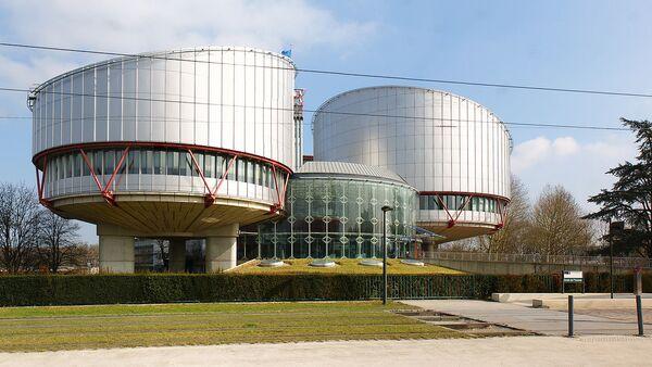 European Court of Human Rights (Strasbourg)  - Sputnik International