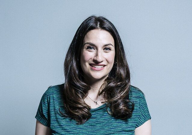 Official portrait of Luciana Berger