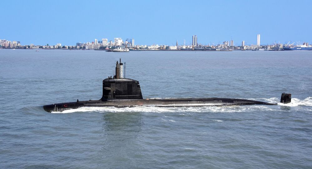 Indian Navy Set to Induct Superior Stealth Submarine Amid Power Battle in Indian Ocean