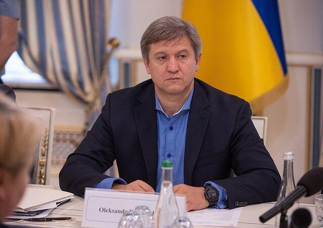 Oleksandr Danyliuk