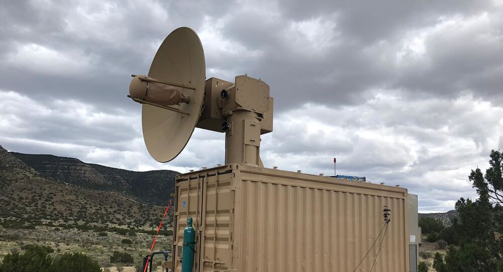 The Air Force Research Laboratory's Tactical High Power Operational Responder (THOR)